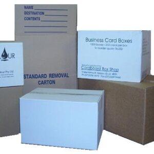Custom Printed Cardboard Cartons