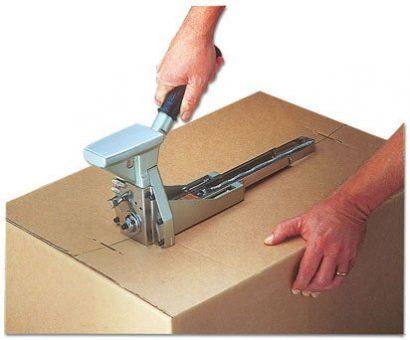 Hand Held Top Carton Stapler