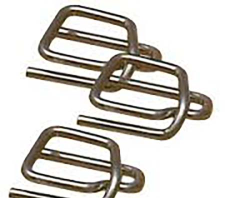 Poly Strapping Wire Buckles