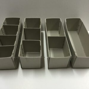 Stapled Spare Parts Box