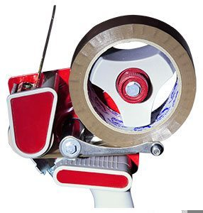 Noise Reduction Tape Dispenser