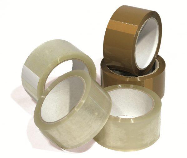 Premium Rubber Based Packaging Tape